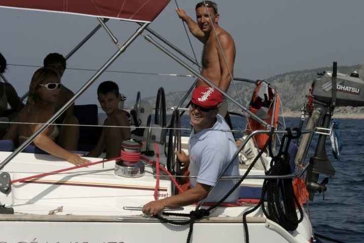 Skippered Yacht charter Croatia Ultra