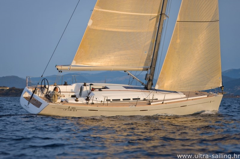 One Design Fleet Croatia First Sailing