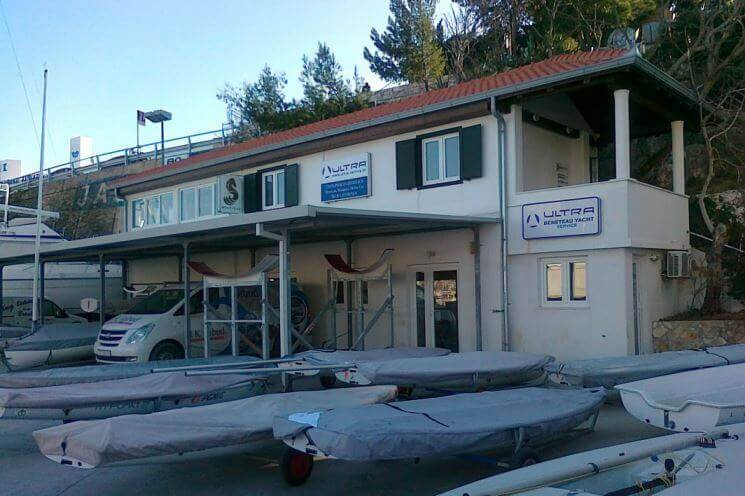 Croatia Split Ultra Sailing Office1
