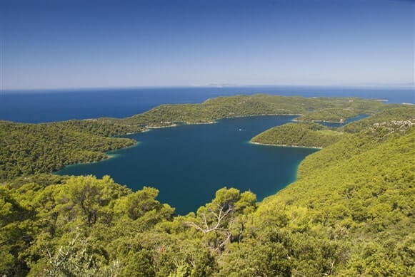 Island Mljet National Park Croatia