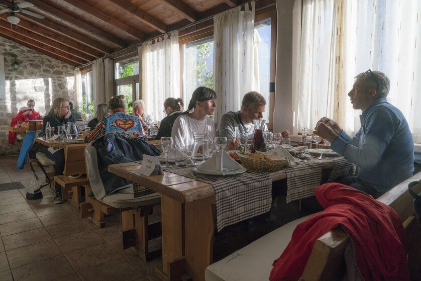 Restaurants Sailing Croatia Ultra sailing