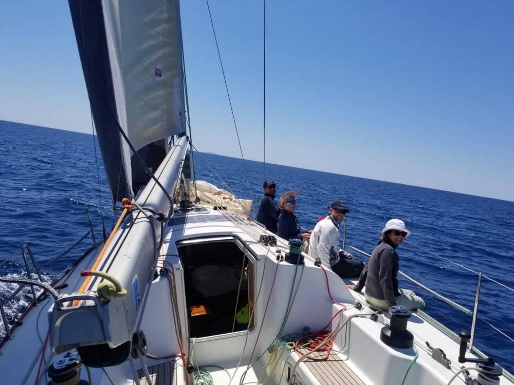 Navigation Sailing course - Ultra Sailing school Croatia